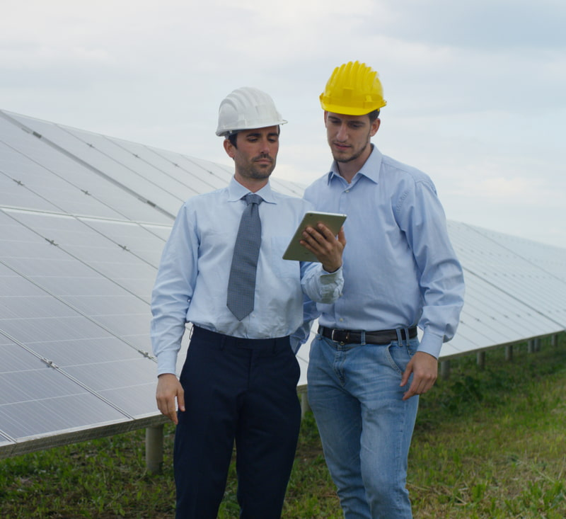 wo engineer expert partners in solar photovoltaic panels