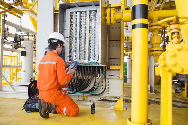 Electrical and instrument technician maintenance electric system