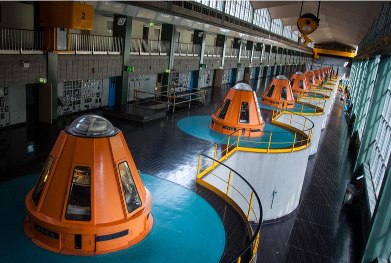 Hydropower plant