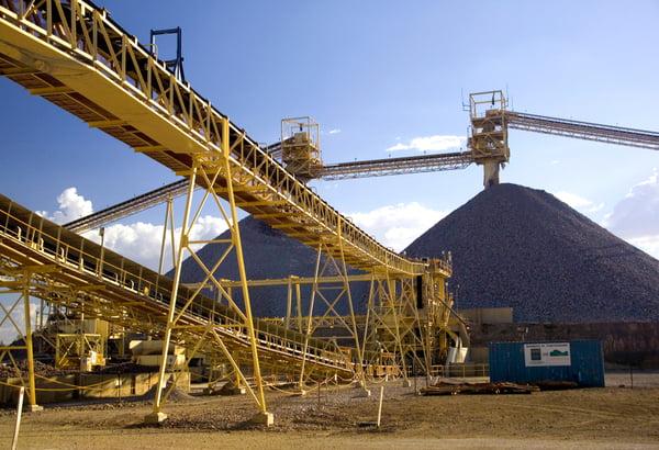 Mining elevators